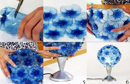 45 Ideas of How To Recycle Plastic Bottles | DesignRulz