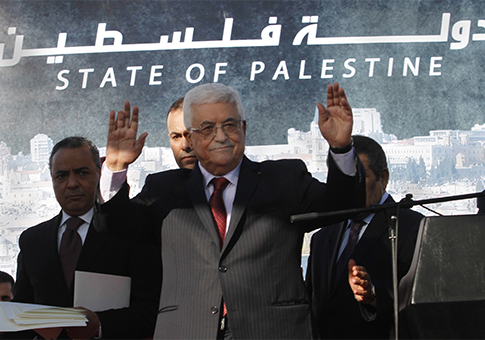 Mahmoud Abbas / AP