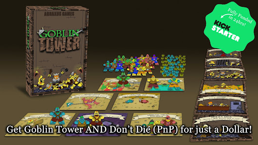 Goblin Tower - Print and Play
