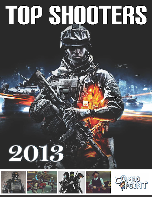 TOP XBOX 360 SHOOTERS 2013