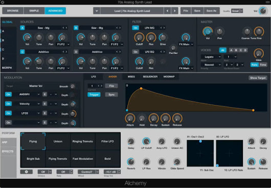 Free Apple Logic Pro 10.2 update brings back famed Alchemy synth | Ars Technica