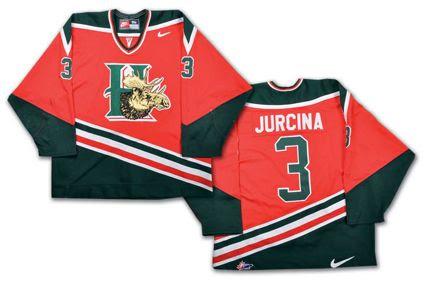 Halifax Mooseheads jersey