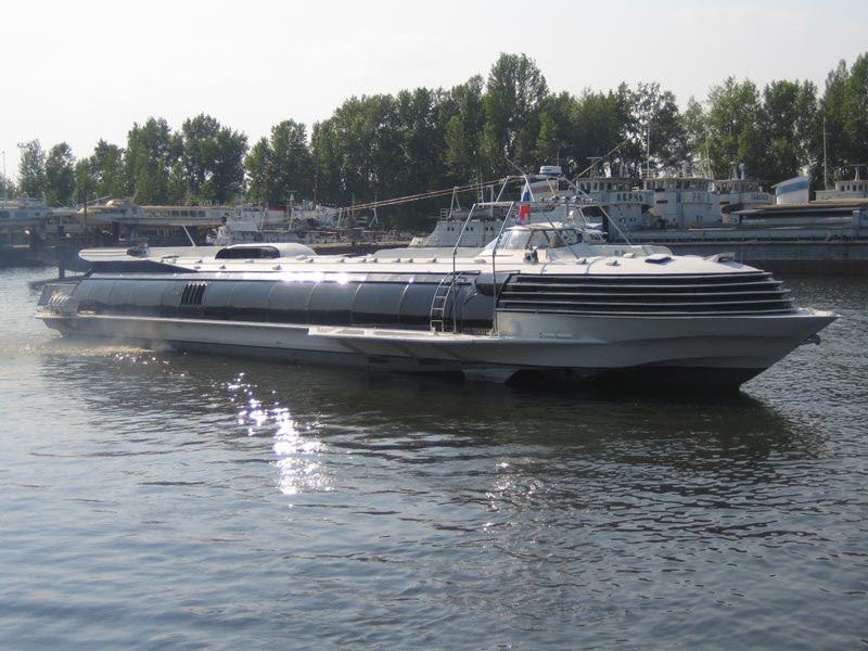 Russian luxury boat 2