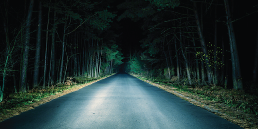 The Paranormal History of Clinton Road NJ