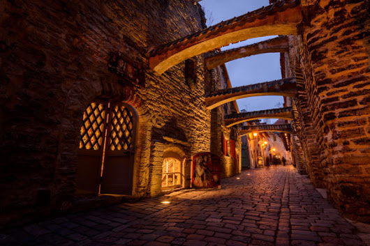 Tallinn Legends Tour | Discover Estonia