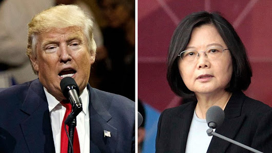 Trump-Taiwan call breaks US policy stance - BBC News