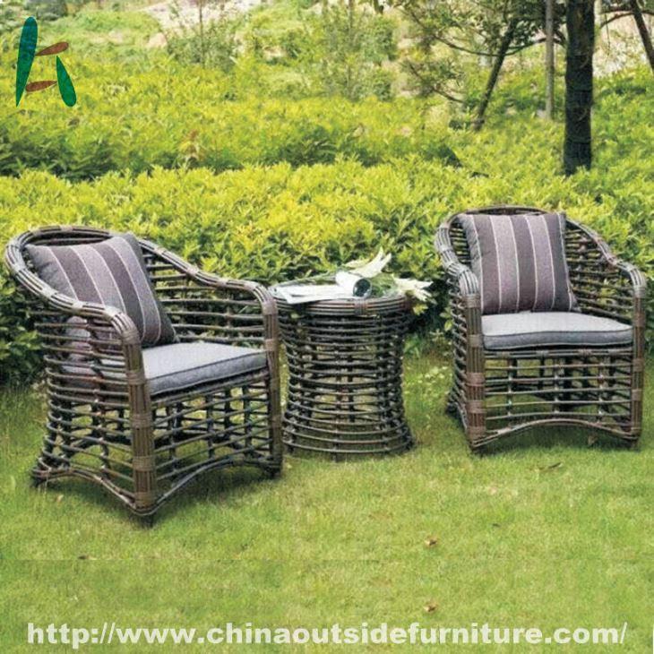China Customized Rattan Furniture Patio Furniture ...