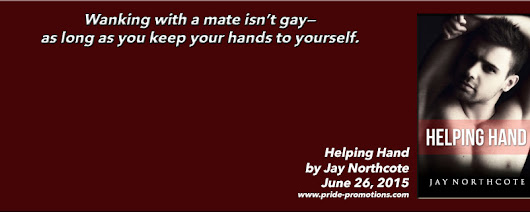Helping Hand; by Jay Northcote—Book Blast and Giveaway | Andrew Q. Gordon