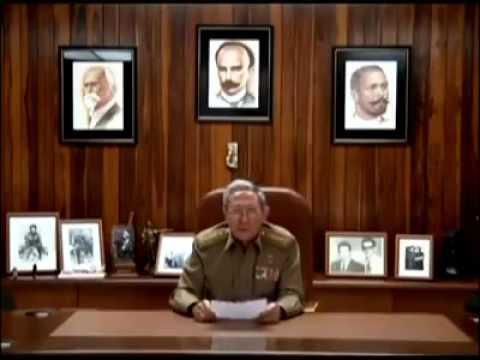 VIDEO: MUERE FIDEL CASTRO. RAÚL CASTRO LO ANUNCIA