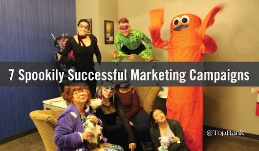 7 Spookily Successful Digital Marketing Campaigns for Halloween