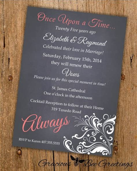 Best 25  Vow renewal invitations ideas on Pinterest