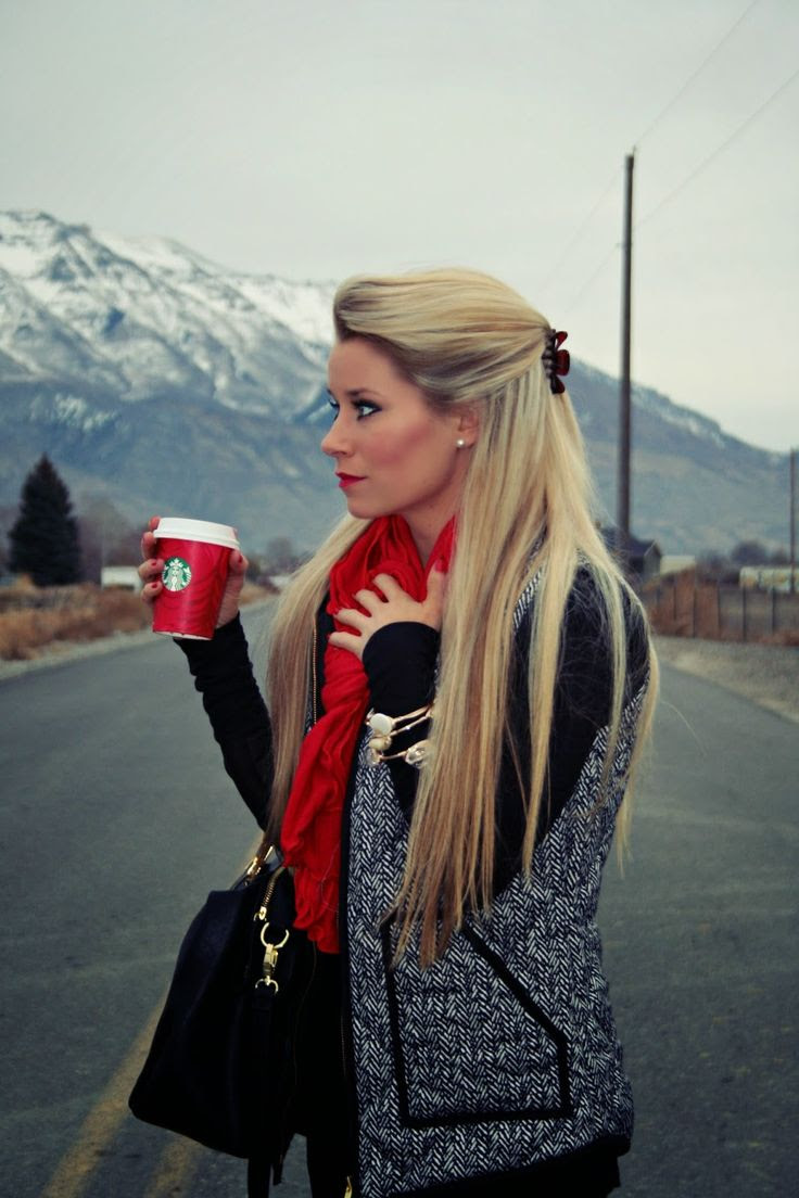 Holiday Red, LovelyLittleStyle.com
