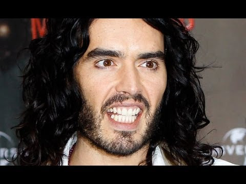 Russell Brand Punished For Speaking Truth To Power