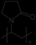 Polyvinylpyrrolidon.svg