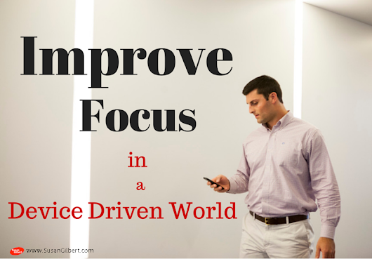 Exercises to Improve Focus in a Device Driven World