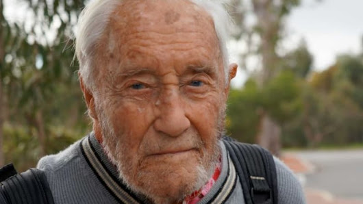 Perth academic, 104, chooses to end life