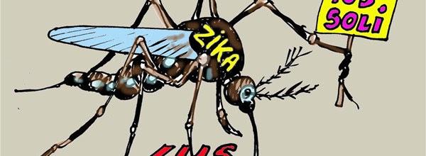 MARCELLO SARTORI - Grazie alla globalizzazione anche in Italia il virus Zika!