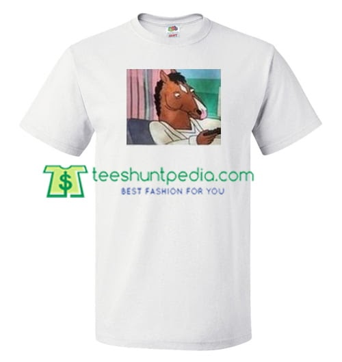 Horseman Funny Cartoon T Shirt #bojackhorseman #netflix #bojack #cartoon #princesscarolyn #mrpeanutbutter...