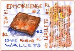 EDM challenge #2= wallets