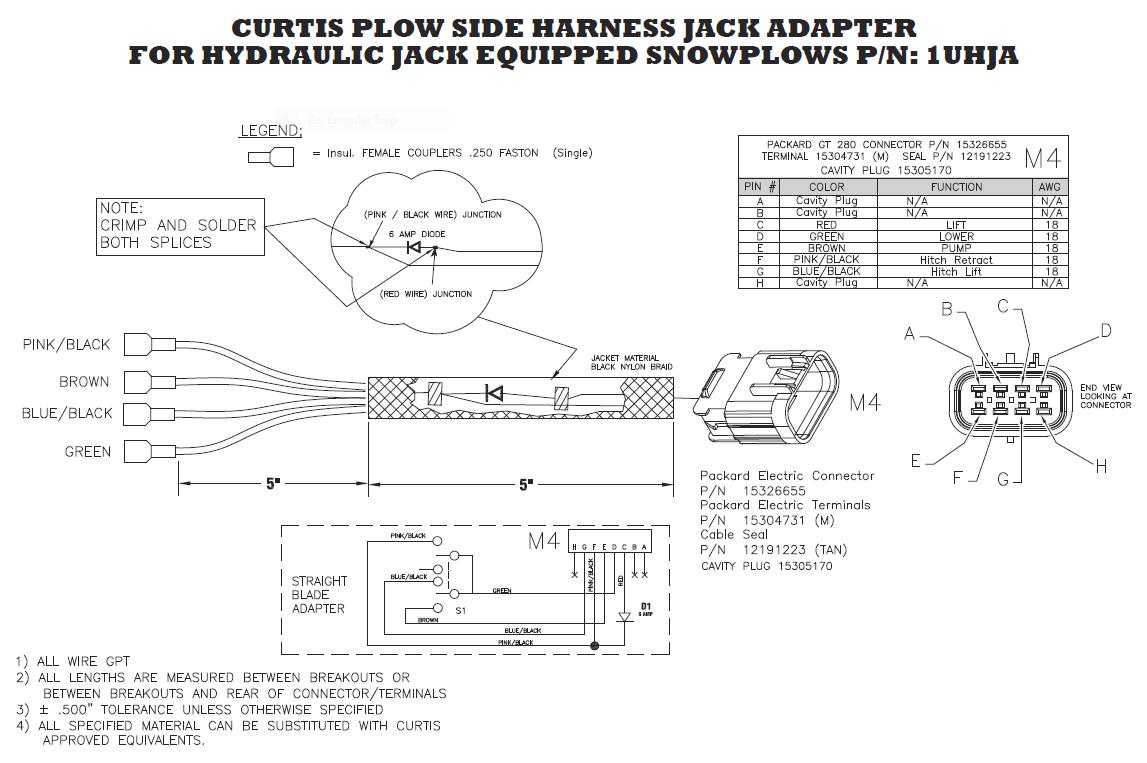 Wiring Diagram  34 Curtis Sno Pro 3000 Wiring Diagram