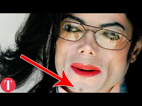 20 Things U didn't Know about MICHAEL JACKSON.