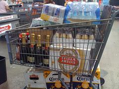 Booze for San Diego Comic-con