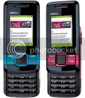 Tema Nokia 7100 Supernova Wallpaper
