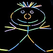 Glow Necklaces as Glowing Party Decorations!