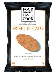 http://www.foodshouldtastegood.com/products/tortilla/sweet-potato