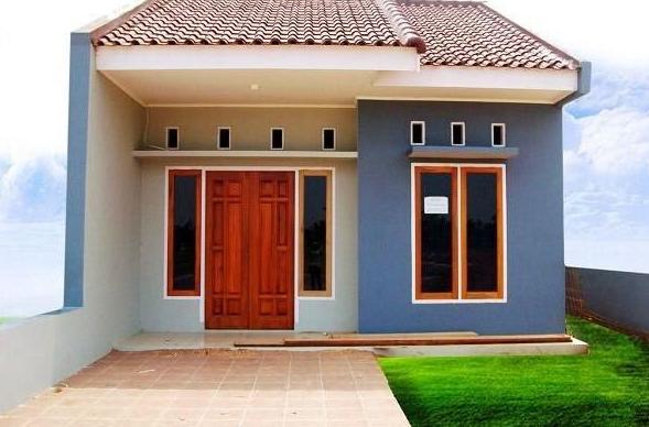 95 Gambar Rumah Sederhana Depan Nya Terbaru