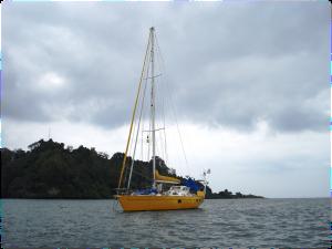 JMJ: Cap sur Panama en voilier!
