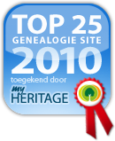 Top Genealogie Sites
