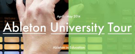 Ableton University Tour: University of Michigan