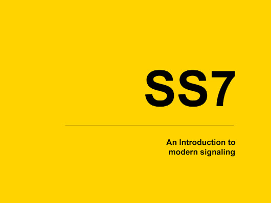 Signaling System 7 - free white paper