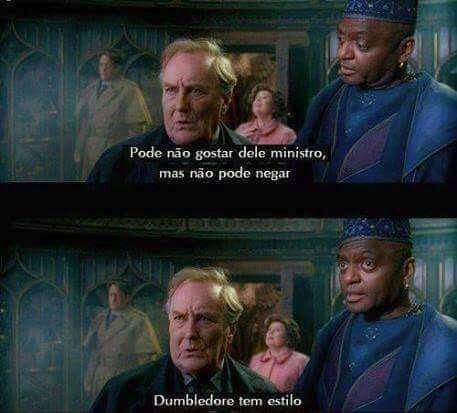 Resultado de imagem para dumbledore tem estilo