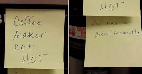21 times the reply to someone's note made it infinitely better