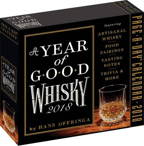 Review: A Year of Good Whisky Page-a-Day Calendar 2018
