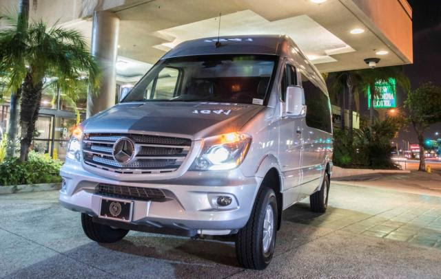 Overview Of Mercedes Sprinter Full Size Conversion Van 4x4
