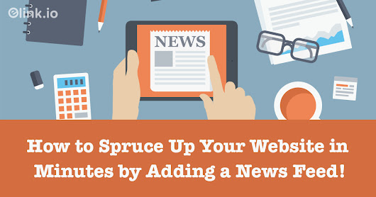 News Feed Meaning & How to Add a News Feed to Your Website
