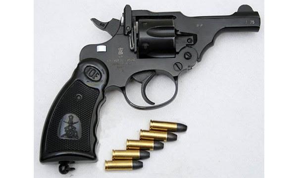 مسدس طاحونة