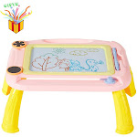 HahaGift Toys for 2 3 4 5 6 Year Old Girls, Magnetic Doodle Erasable Drawing Board for Kids Age 2-7 Festival Gift Birthday Present for Toddlers Babies