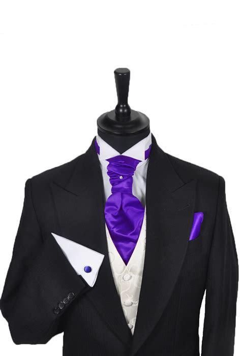 Cadburys Purple Cravat
