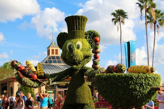 Foodie Dreams Come True at Disney World's Food & Wine Fest |
