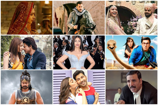 Bollywood 2017: The Year That Was