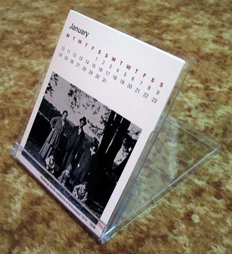 ALHS Calendar in CD opened