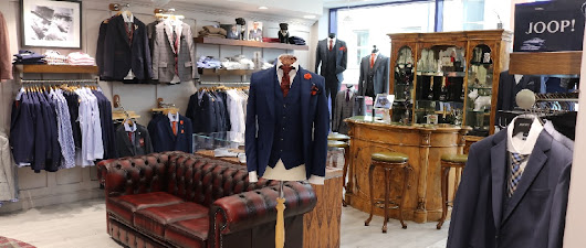Now's Your Chance! 30-50% Off Suits at Cuba Clothing