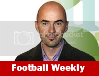 Listen to Guardian Football Weekly with James Richardson
