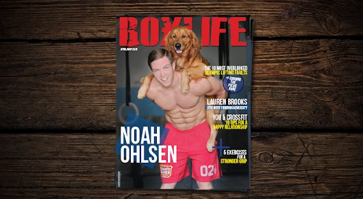 Free Preview: Inside the Noah Ohlsen Issue