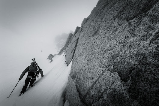 The Bird Blog - Arc'teryx  100+ Days: A Skier's Journey in the Procline Boot