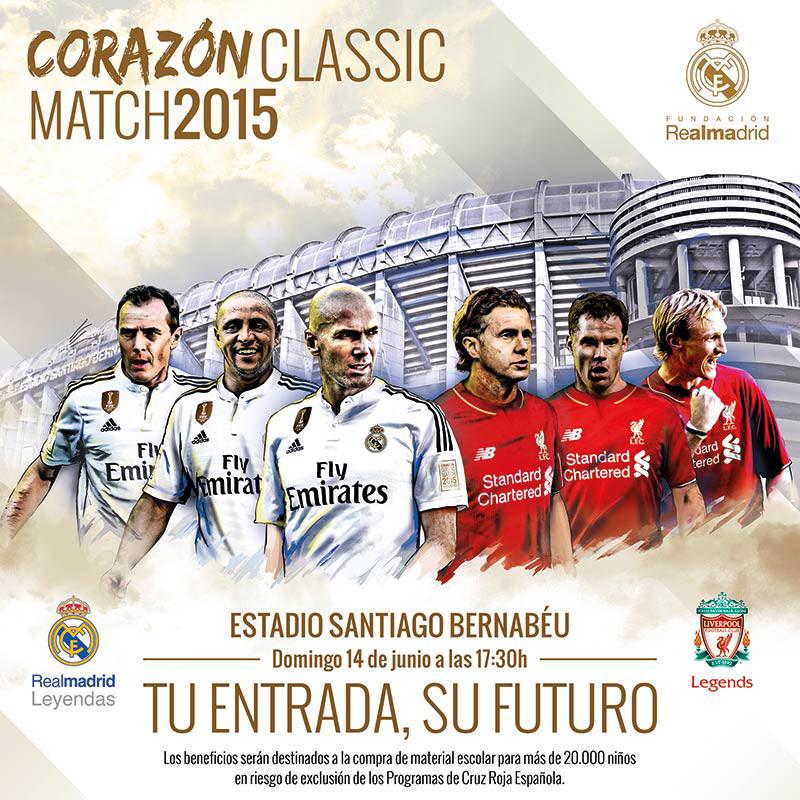 Real Madrid Legends 4 2 Liverpool Legends Tale Of Two: Historias Del Real Madrid: LEYENDAS DEL REAL MADRID